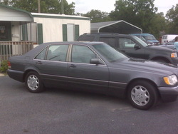 blklatins 1997 Mercedes-Benz S-Class