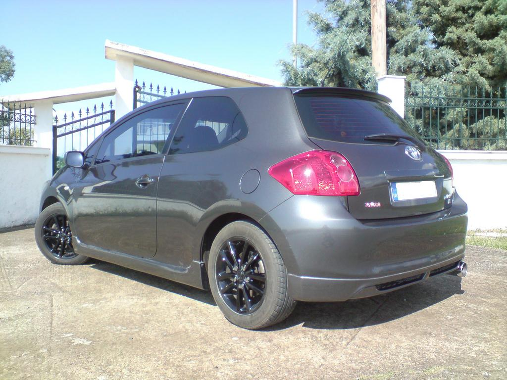 nickauris 2008 toyota auris specs photos modification info at cardomain. Black Bedroom Furniture Sets. Home Design Ideas