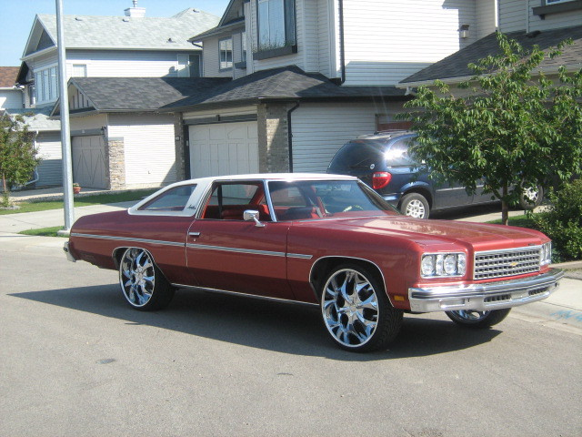 Another 76dunk 1976 Chevrolet Impala post... - 13589933
