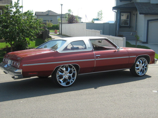 Another 76dunk 1976 Chevrolet Impala post... - 13589937