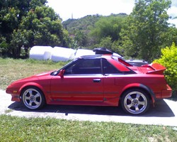 profugos 1988 Toyota MR2