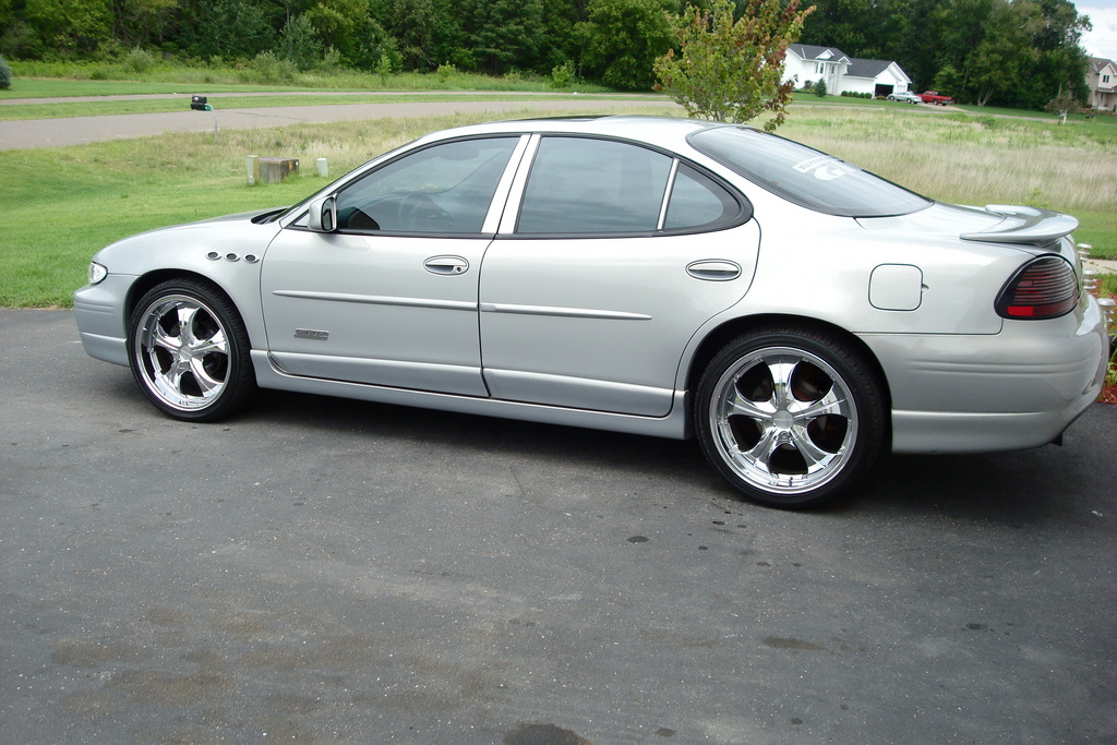 Gtpdub22 2000 Pontiac Grand Prix Specs Photos