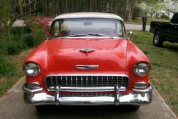 Ja88reds 1955 Chevrolet Bel Air