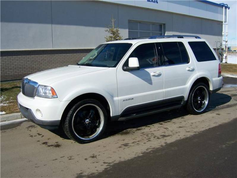 riley04avi 2004 lincoln aviator specs photos. Black Bedroom Furniture Sets. Home Design Ideas