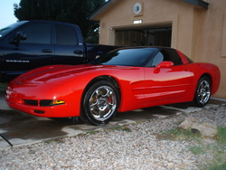 Speed-o-Racers 1997 Chevrolet Corvette