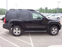 Bostonaholics 2007 Nissan Xterra