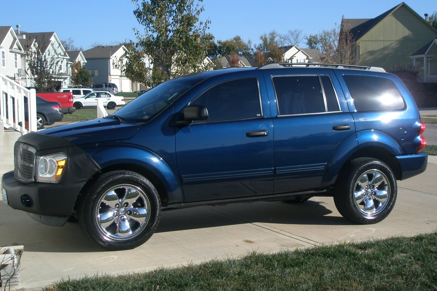 dududurango 2004 dodge durango specs photos modification. Black Bedroom Furniture Sets. Home Design Ideas