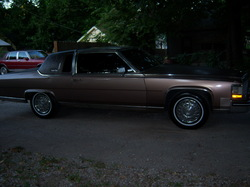 BARTSIMPSON913s 1984 Cadillac Fleetwood