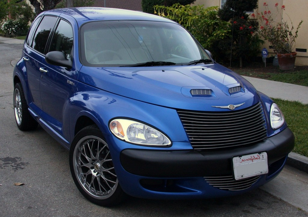 Culver City Mazda >> HHR_LTZ 2003 Chrysler PT Cruiser Specs, Photos ...