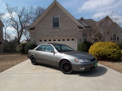 Djscribles 1997 Lexus ES
