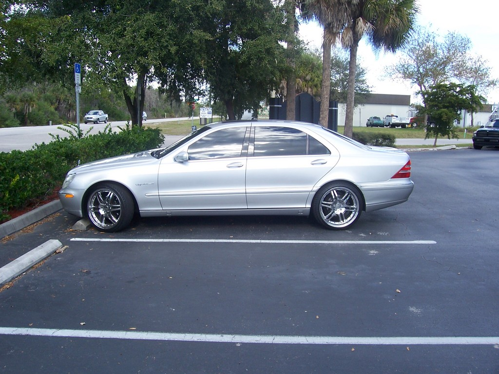 Whitehoe15 s 2002 mercedes benz s class for Mercedes benz s class 2002