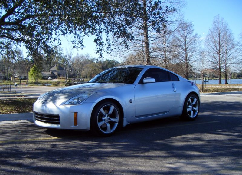 w0nderw0rm 2006 nissan 350z specs photos modification. Black Bedroom Furniture Sets. Home Design Ideas