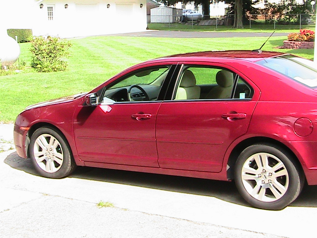 fordfan177 2007 ford fusion specs photos modification info at cardomain. Black Bedroom Furniture Sets. Home Design Ideas