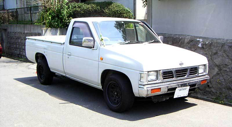 Hiroemon 1994 Nissan D21 Pick Up Specs Photos