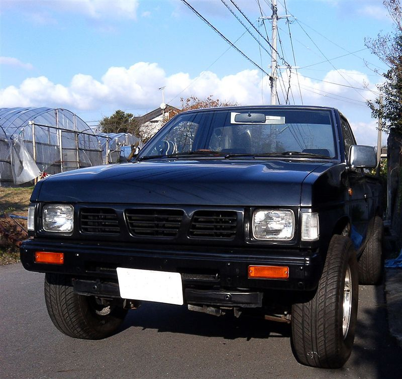 hiroemon    1994       Nissan       D21    PickUp Specs  Photos  Modification Info at CarDomain