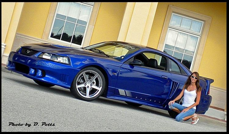 Aque509 2003 Saleen Mustang Specs Photos Modification