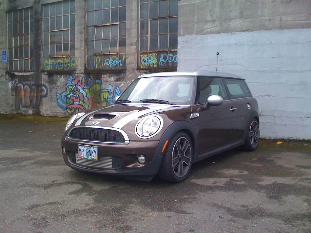 Another cjthor 2008 MINI Clubman post... - 13727720