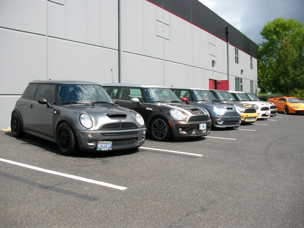 Another cjthor 2008 MINI Clubman post... - 13727721