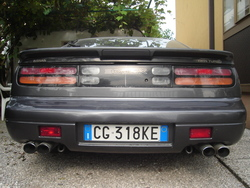 ChinchillaKillas 1992 Nissan 300ZX