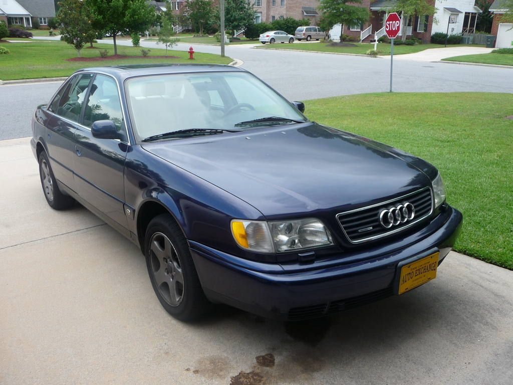 Cmatt428 1997 Audi A6 Specs Photos Modification Info At