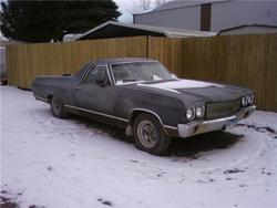 mark_chevykids 1970 Chevrolet El Camino