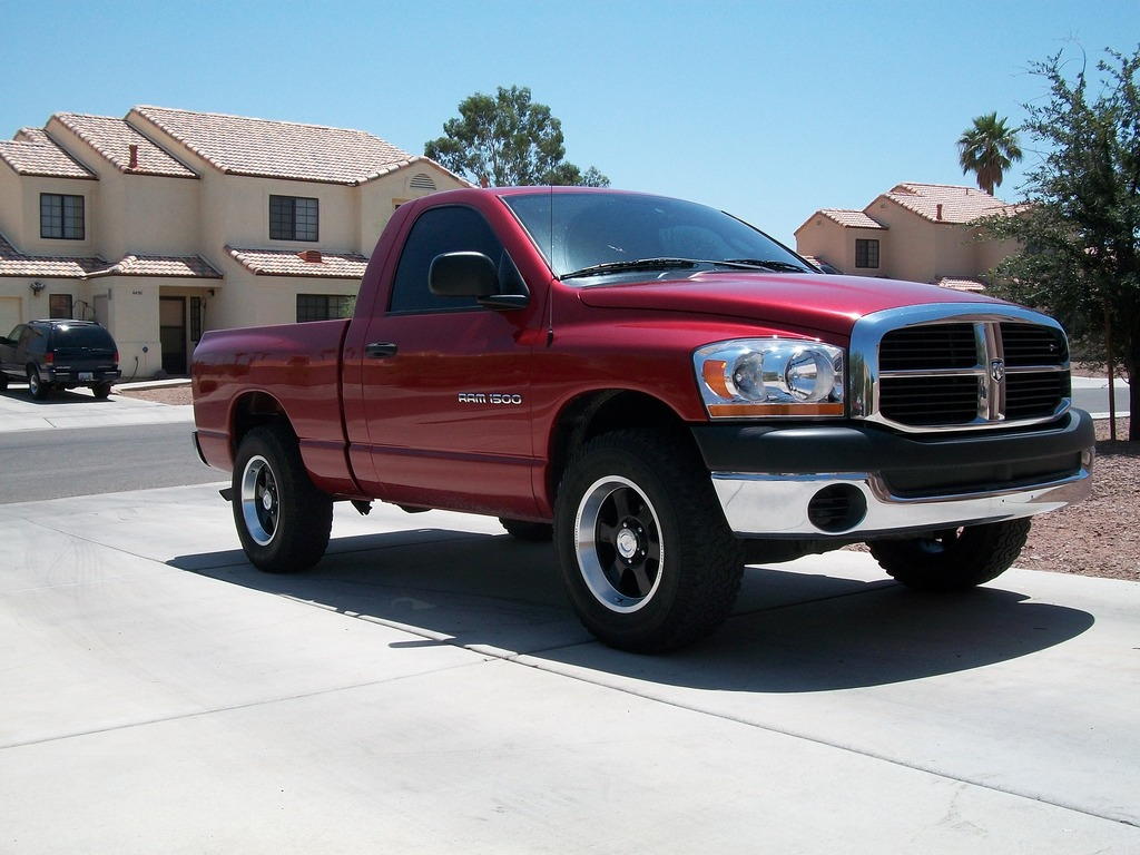 Ultimatedodge 2006 Dodge Ram 1500 Regular Cab Specs