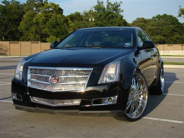 DCT24 2008 Cadillac CTS Specs, Photos, Modification Info ...