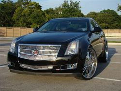 DCT24 2008 Cadillac CTS