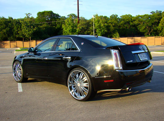 Dct24 2008 Cadillac Cts Specs Photos Modification Info