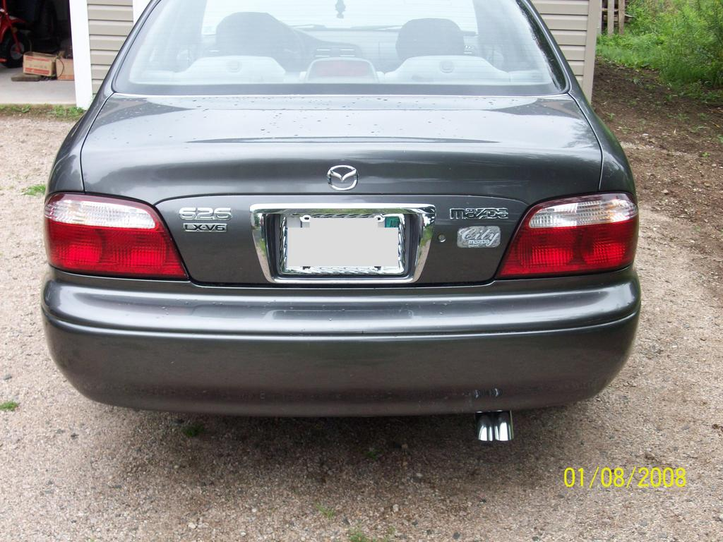 Another Chad_D 2000 Mazda 626 post... - 13599103