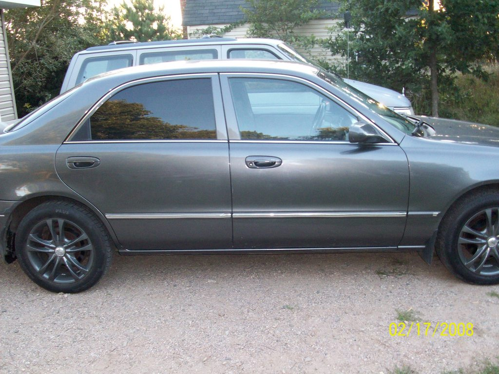 Another Chad_D 2000 Mazda 626 post... - 13599118