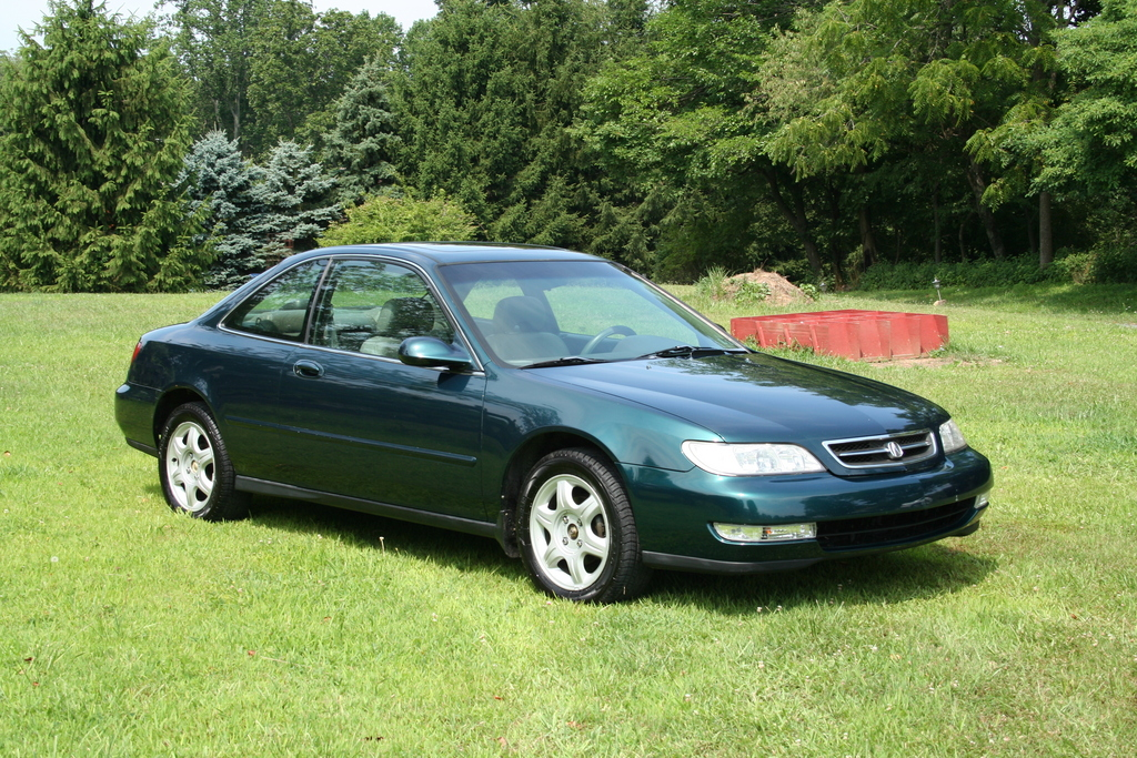 Con Acura CL Specs Photos Modification Info At CarDomain - Acura cl 97