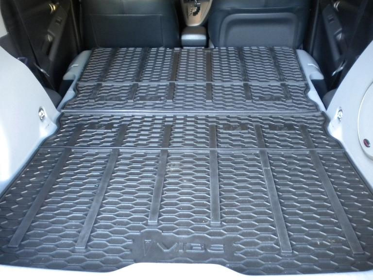 cargo mat genvibe community for pontiac vibe enthusiasts. Black Bedroom Furniture Sets. Home Design Ideas