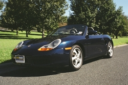 kblair4s 1999 Porsche Boxster