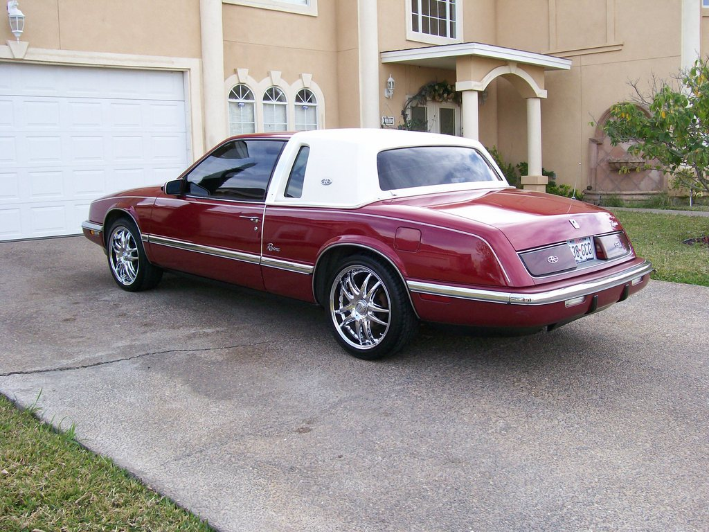 el hector 1989 buick riviera specs photos modification info at cardomain. Black Bedroom Furniture Sets. Home Design Ideas