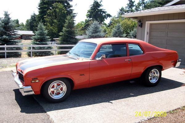 funkyfreshmp 1973 chevrolet nova specs  photos