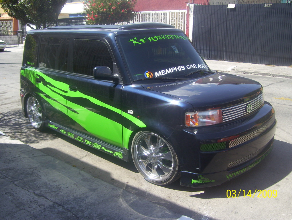 Another nismo_xtrail 2006 Scion xB post... - 13603201