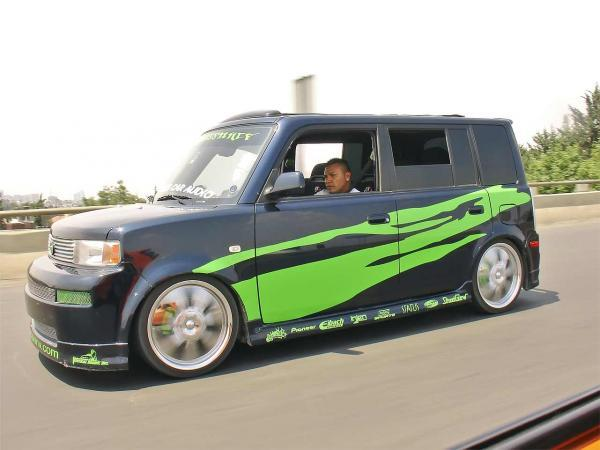 Another nismo_xtrail 2006 Scion xB post... - 13603209