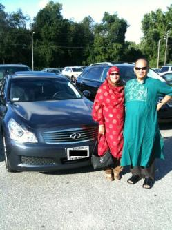 farhanashrafs 2007 Infiniti G 