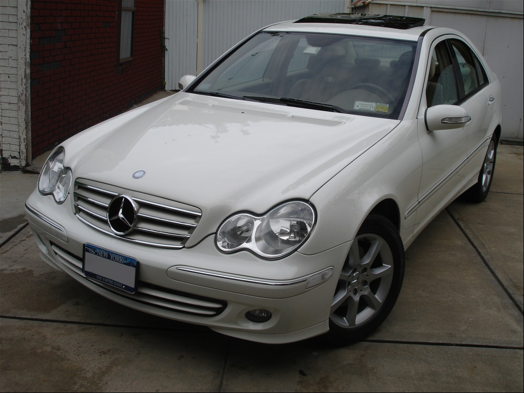 Mercedes benz c280 4matic for 2006 mercedes benz c280 4matic