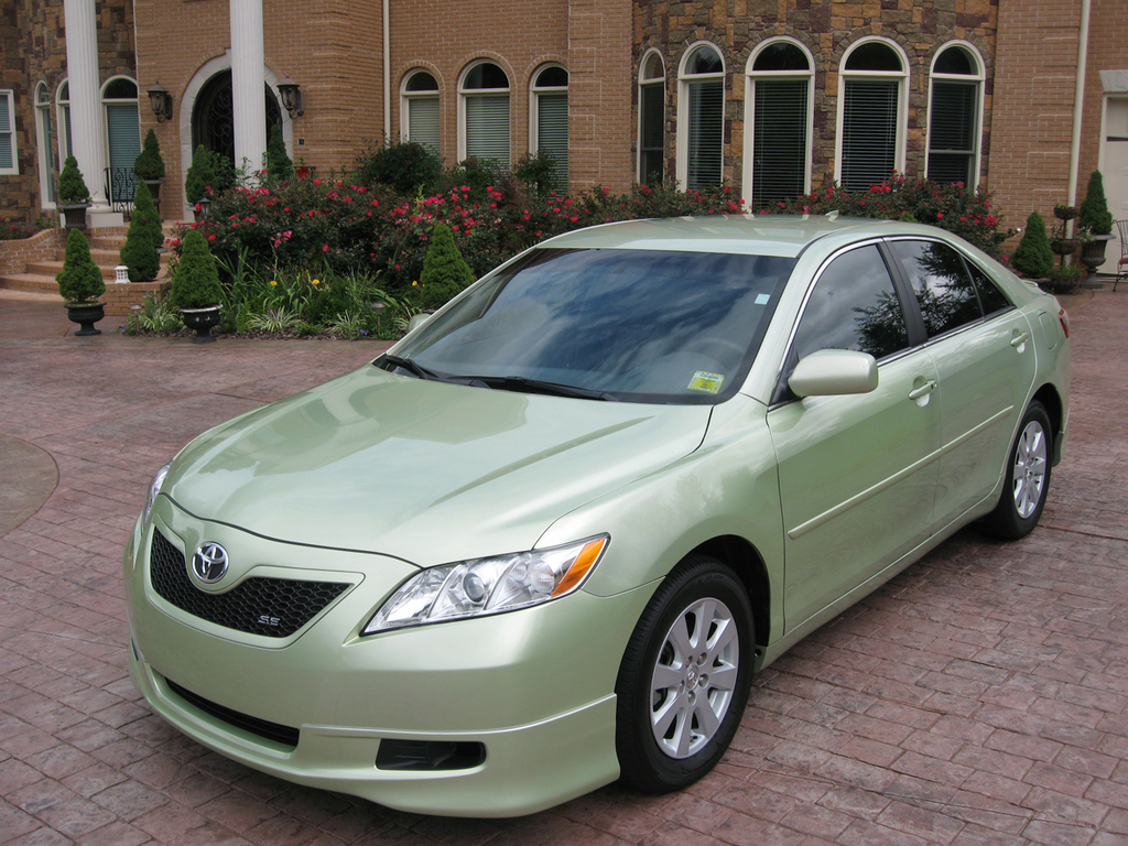 vova007 2008 toyota camry specs, photos, modification info at