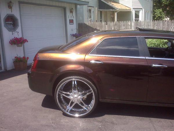 devious300c 2007 Chrysler 300 13600095