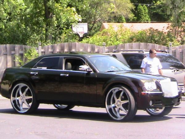 devious300c 2007 Chrysler 300 13600097