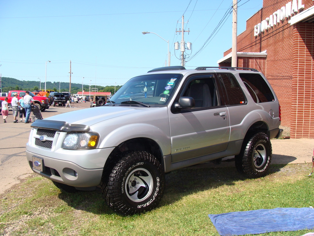 Xsportx Ford Explorer Sport Specs Photos Modification - 2002 explorer