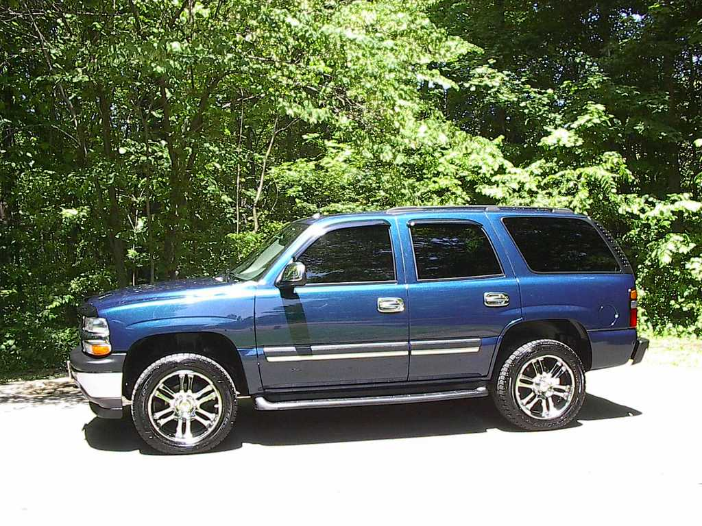 gnr4x4 2005 Chevrolet Tahoe Specs Photos Modification Info at