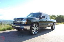 northnorths 2004 Chevrolet Silverado 1500 Regular Cab