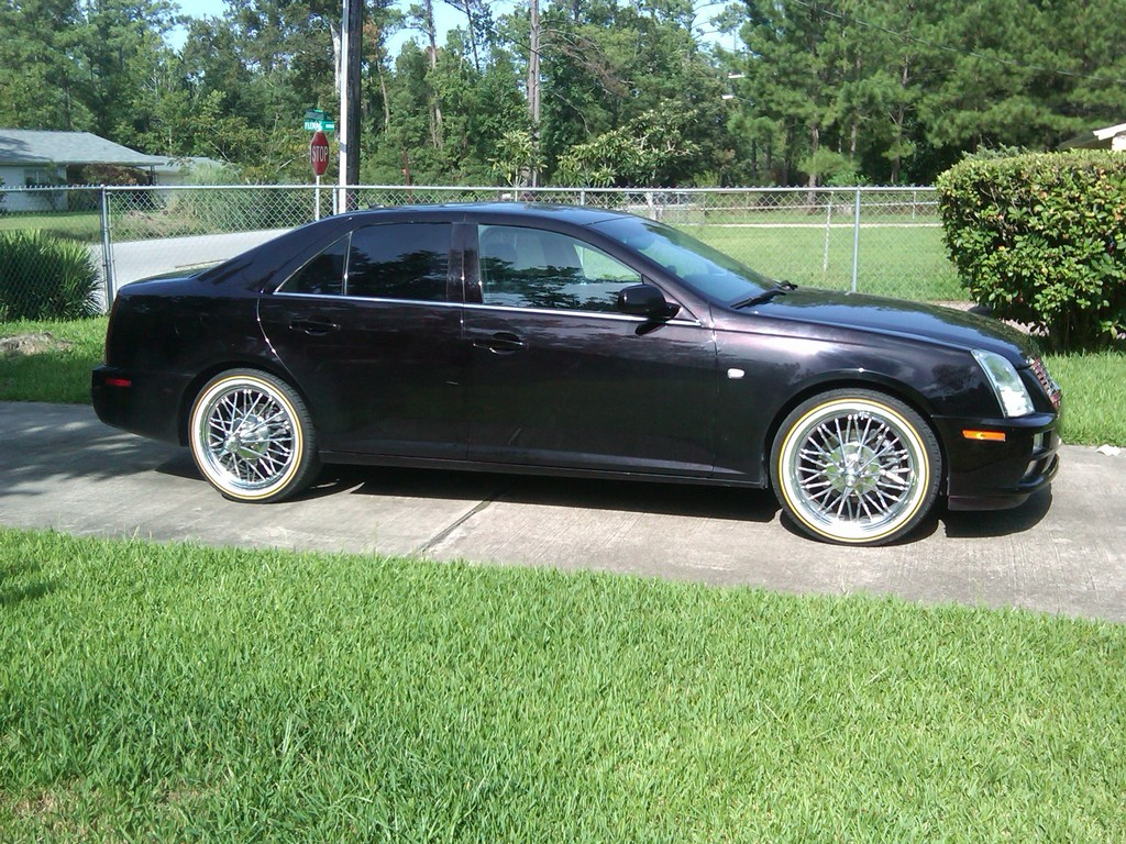 TwinCiti 2006 Cadillac STS Specs, Photos, Modification ...