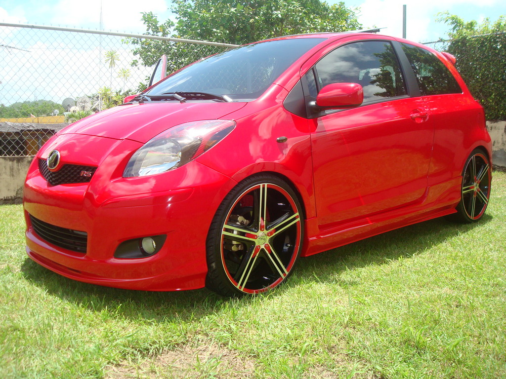 Image_Auto 2009 Toyota Yaris Specs, Photos, Modification