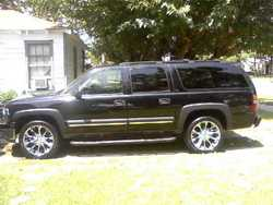 tighteyess 2002 Chevrolet Suburban 1500