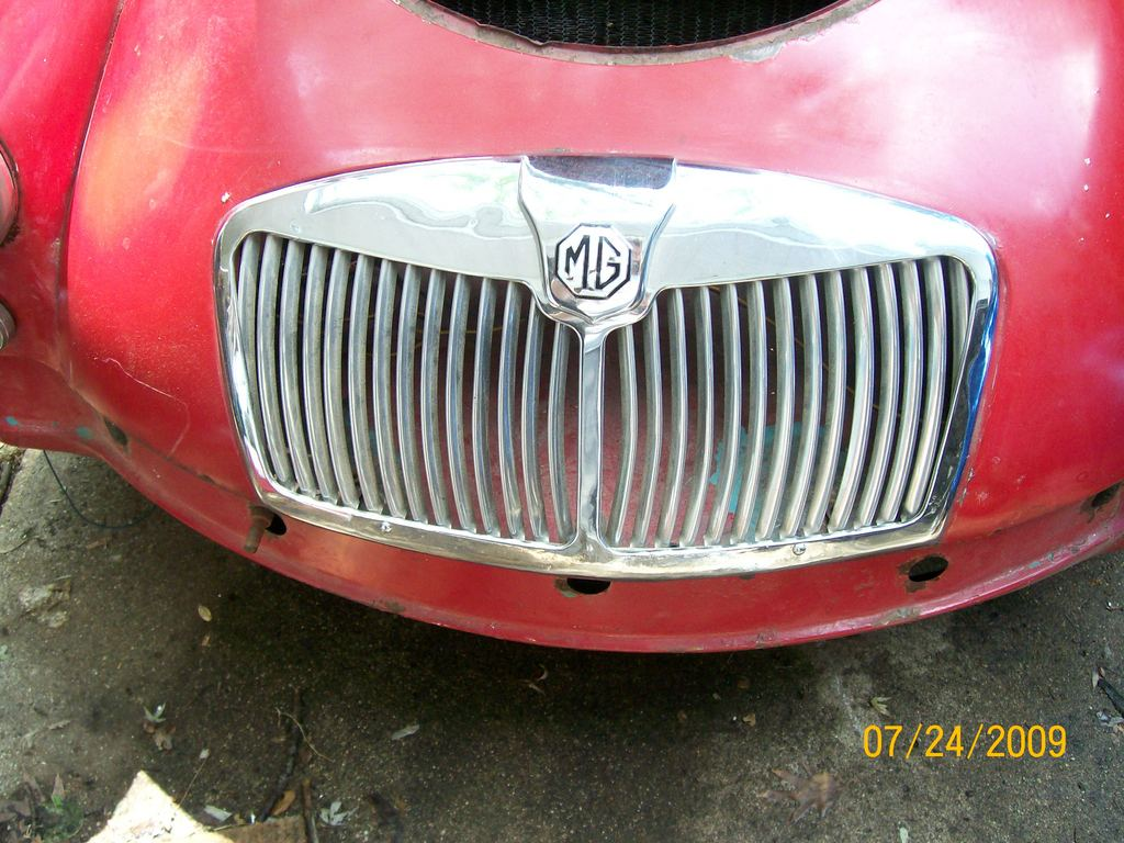 Another wolfeman1608 1957 MG MGA post... - 13452180